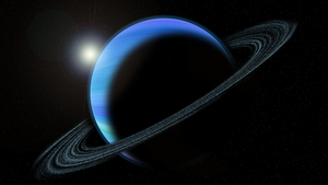 Planet Blue by Blekee