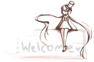 Welcome by iEatIceCubes