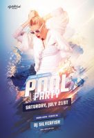 Pool Party Flyer by styleWish