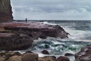 Storms and Fishermen by andyhutchinson
