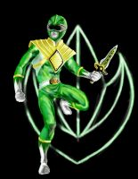 green ranger by vubees