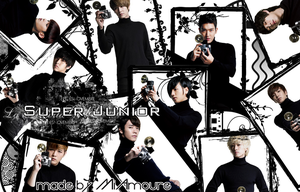 Super Junior Wallpaper by MiAmoure