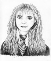 Hermione Granger (Harry Potter) by SarahStar123
