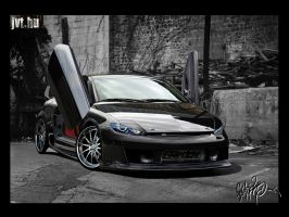 vw sirocco 2009 fxvt by Flameks