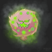 [One Hour Drawing] #442: Spiritomb by MisterEclipse