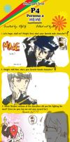 Persona 4 Meme by IMAKINATION