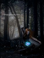Dark Forest Magic by SuzieKatz
