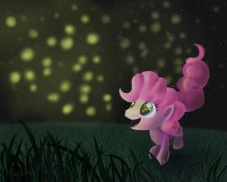 Fireflies by hushnowquietnow