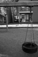 Spare Tire Swing by ZombiSlayer101