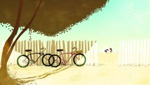 Beach Cruiser by PascalCampion