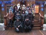 In the residence of Dzied Maroz (Ded Moroz). by cherrygir1