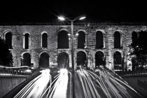 Valens Aqueduct by TuRKoo