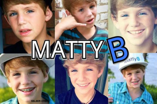 MattyBRaps CollegeSimple by Selena-Casi