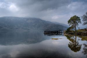 Loch Lomond HDR by fraser-hopewell