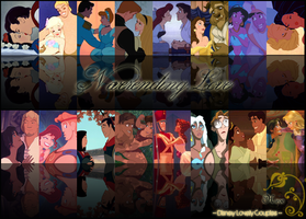 NeverendigLove - DisneyCouples by hiroe90