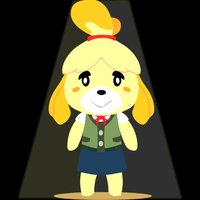 Oh no, Isabelle! by Lurking-Shambler