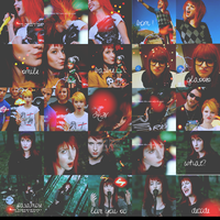 Hayley icons. by crushmyself