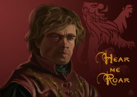 Tyrion Lannister by marmo98