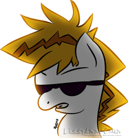 Gift For Vicse: Flash Gear looking epic. by LissyAnneChan