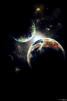 Planet Four by Bmor-Creative