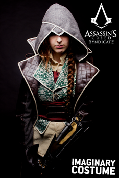 Assassin's Creed: Syndicate - Jacob Frye by ImaginaryCostume