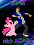 Peter Pinkie Pony Party by TDotBabs