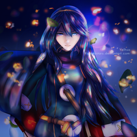 Lucina by R-ShinyStars