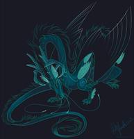 Wind Dragon by CunningFox