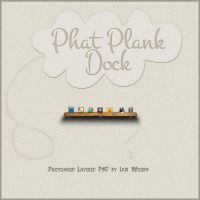 Phat Plank PSD by IanWoods
