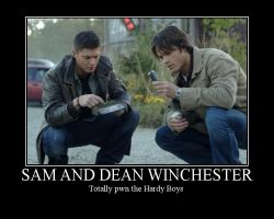 Two Reasons to Watch SPN. by SpryteMage