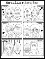 Hetalia - Seducing Powers by Vashren