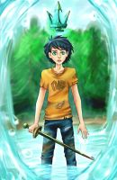 The son of Poseidon by TrisVita