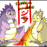 Floppy is my homie. by vaporotem