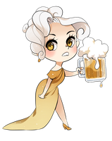 Beer chan by meago