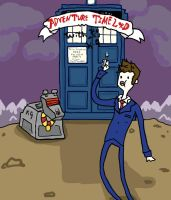 Adventure Time Lord by tsunadeboo22