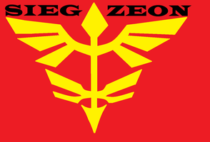 Hail Zeon! by DarthDizzle