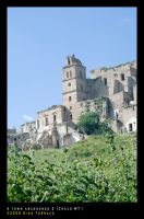 A town abandoned 2 Craco MT by Heineken79