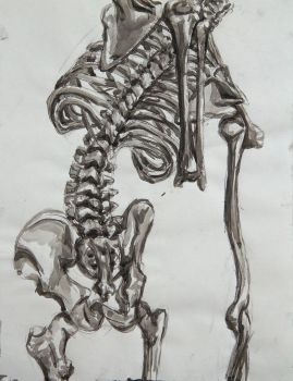 Skeletal by BethanyFisher