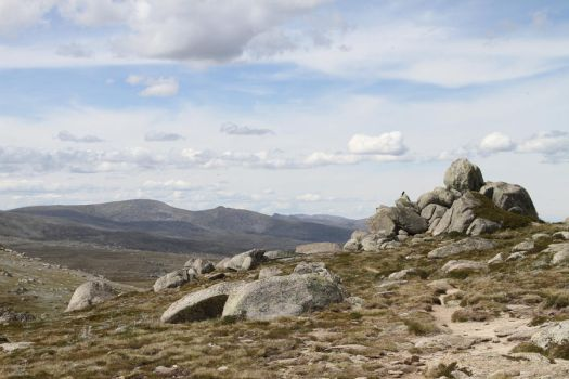 Mount Kosciuszko 1 by SolEquus-Stock