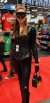 NYCC2013 Catwoman C I by zer0guard