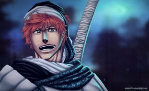 Bleach 581: Ichigo returns by Yahik0