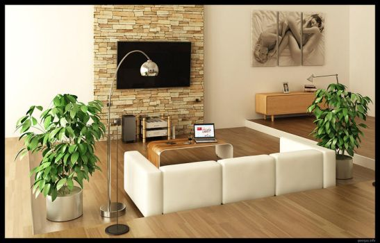 living room 01 by georgas1