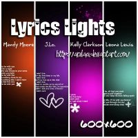 Lyrics Lights by aNiLaU