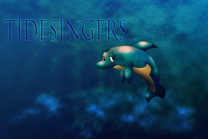 TideSingers Desktop by RichardKane