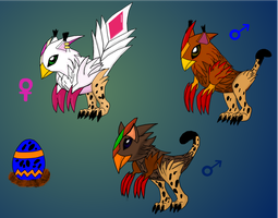 Adoptables: Gryphnx, OPEN by reaver570
