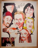 Brendon Small by AndrewSalt