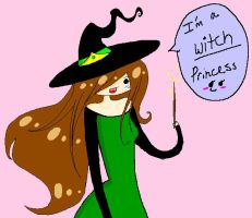 Q3 witchy princess by ask-princess-Hazel