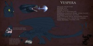 Revamped Vespera Reference by yamilink