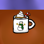 Nice cup of hot chocolate by ChaosDisclosed