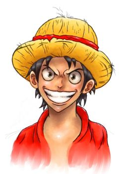 My Luffy 2 by Gagurum
